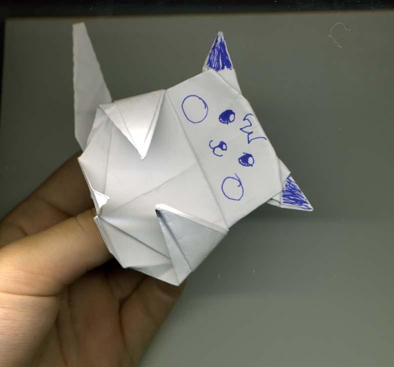 Пикачу оригами %) каких только