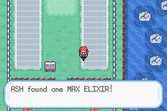 В этом месте спрятан Max Elixir