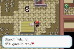 Внутри Pokemon Mansion есть несколько дневников, рассказывающих историю создания Мьюту