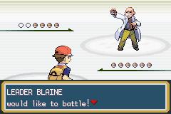 Седьмой джим лидер Блейн