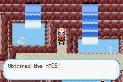 Этот человек даст Вам HM06 Rock Smash