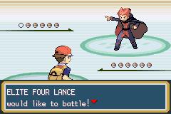 Битва с Лэнсом