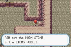 В этом камне спрятан Moon Stone